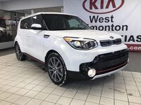 Kia Soul SX Turbo FWD 1.6L TWIN SCROLL TURBO *LARGER FRONT BRAKES/DUAL MUFFLERS/SPORT SEATS & STEERING WHEEL* 2019