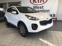 Kia Sportage EX AWD 2.4L *HEATED LEATHER SEATS & STEERING WHEEL/PUSH BUTTON START/ANDROID AUTO APPLE CAR PLAY* 2019