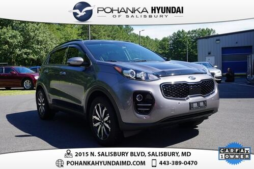 2019_Kia_Sportage_EX **ONE OWNER**_ Salisbury MD