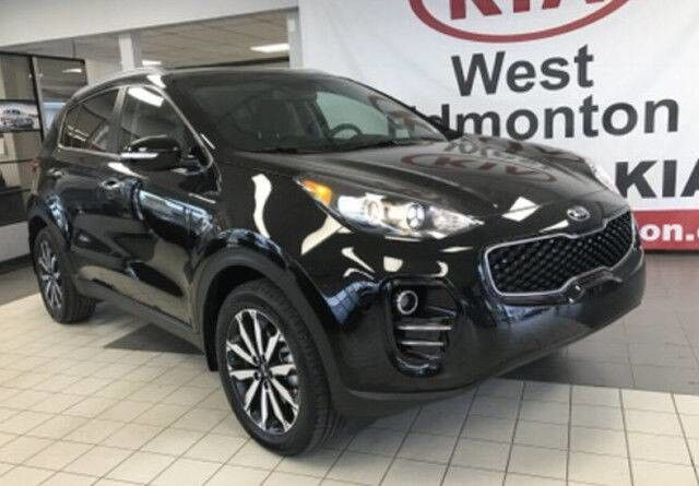 2019 Kia Sportage EX PREMIUM AWD 2.4L *PANORAMIC SUNROOF/BLIND SPORT DETECTION/FRONT & REAR PARKING SENSORS* Edmonton AB