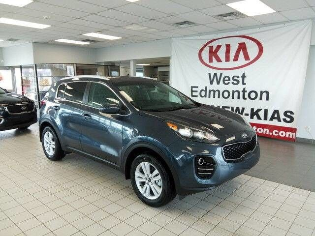 2019 Kia Sportage LX AWD 2.4L *BLUETOOTH/REARVIEW CAMERA/HEATED FRONT SEATS/ROOF RAILS* Edmonton AB