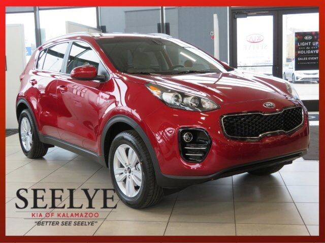2019 Kia Sportage LX Battle Creek MI