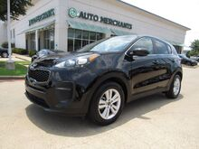 2019_Kia_Sportage_LX FWD CLOTH SEATS, BLUETOOTH CONNECTIVITY, USB/AUX INPUT, CLIMATE CONTROL_ Plano TX