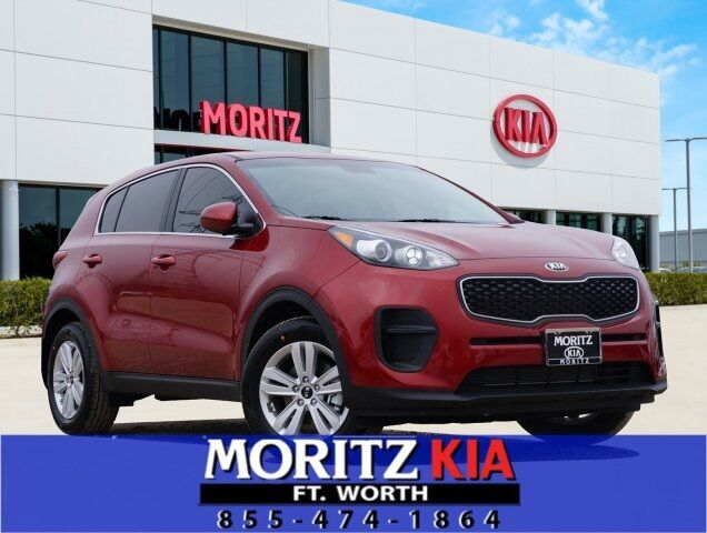 2019 Kia Sportage LX Fort Worth TX