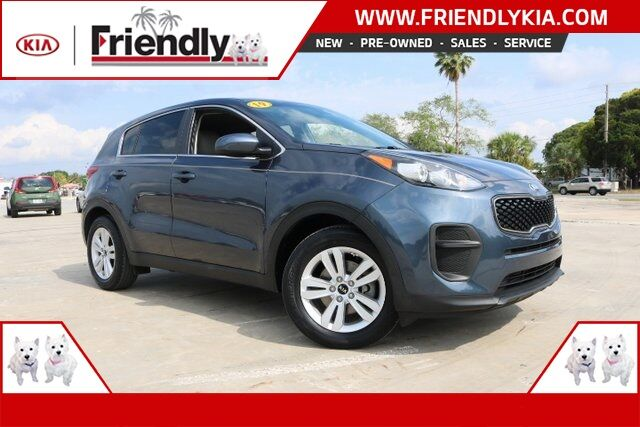 2019 Kia Sportage LX New Port Richey FL
