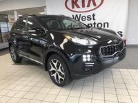 Kia Sportage SX AWD 2.0L TURBO *LARGER FRONT BRAKES/DUAL EXHAUST/STEERING WHEEL PADDLE SHIFTERS/SPORT STEERING WHEEL* 2019