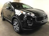 Kia Sportage SX Turbo AWD 2019