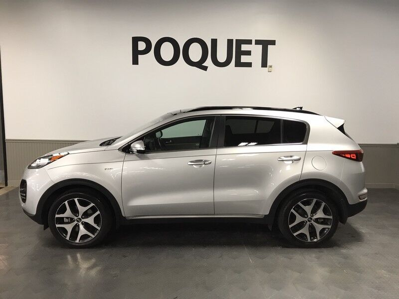 2019 Kia Sportage SX Turbo Golden Valley MN