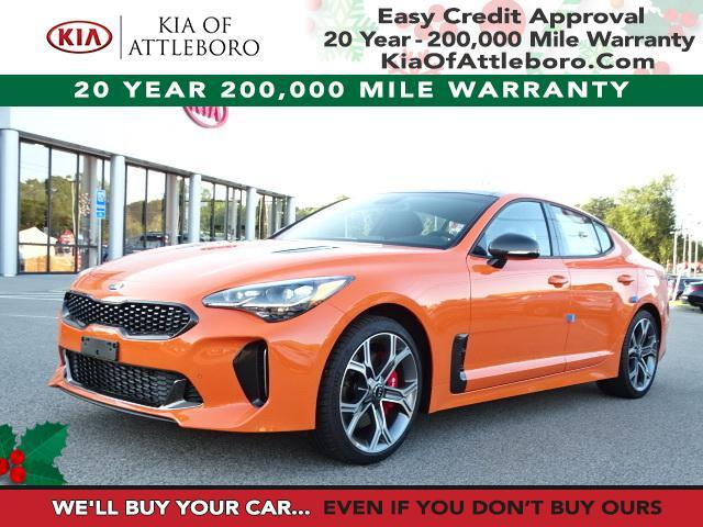 2019 Kia Stinger  South Attleboro MA