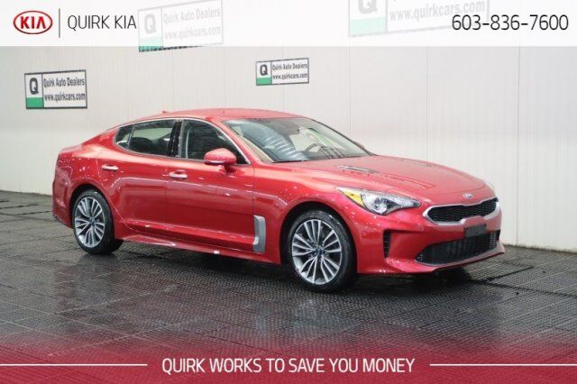 2019 Kia Stinger Base Manchester NH