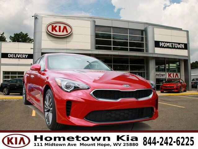 2019 Kia Stinger Base Mount Hope WV