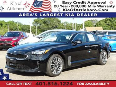 2019_Kia_Stinger_Base_ South Attleboro MA