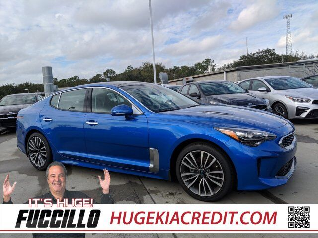 2019 Kia Stinger Base Wesley Chapel FL