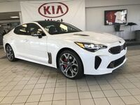 Kia Stinger GT Limited AWD V6 TWIN TURBO *360 CAMERA MONITORING SYSTEM/AIR COOLED FRONT SEATS/NAPPA NOIR LEATHER* 2019
