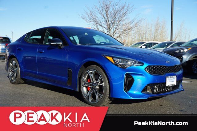 2019 Kia Stinger GT Windsor CO