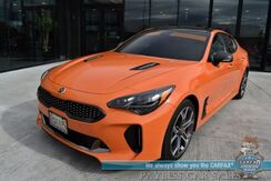 2019_Kia_Stinger_GTS / AWD / Power & Heated Leather Seats / Harman Kardon Speakers / Navigation / Sunroof / Blind Spot Alert / Bluetooth / Back Up Camera / Cruise Control / 25 MPG / Only 10k Miles / 1-Owner_ Anchorage AK