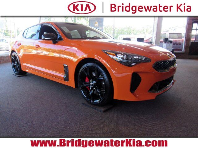 2019 Kia Stinger GTS Bridgewater NJ