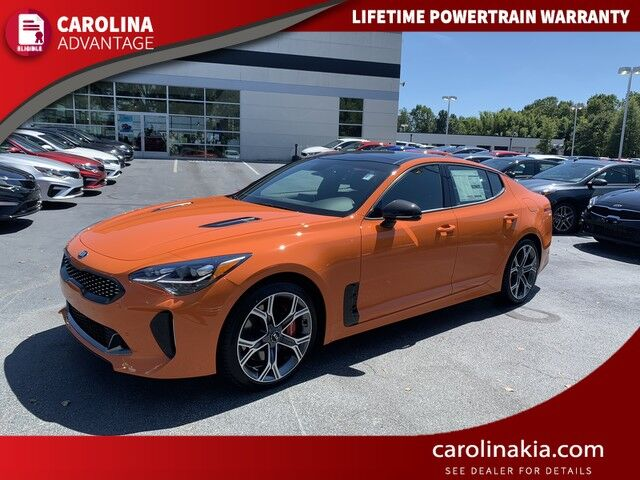 2019 Kia Stinger GTS High Point NC