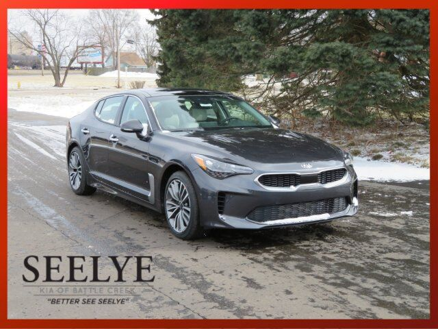 2019 Kia Stinger Premium Battle Creek MI