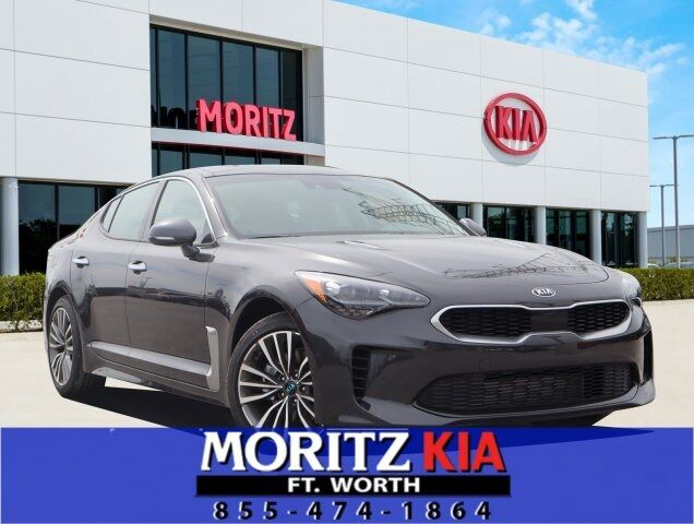 2019 Kia Stinger Premium Fort Worth TX