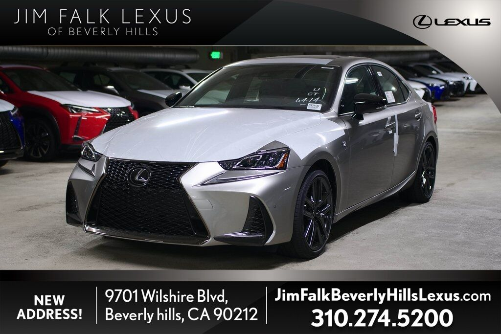 2019 LEXUS IS 300 Beverly Hills CA