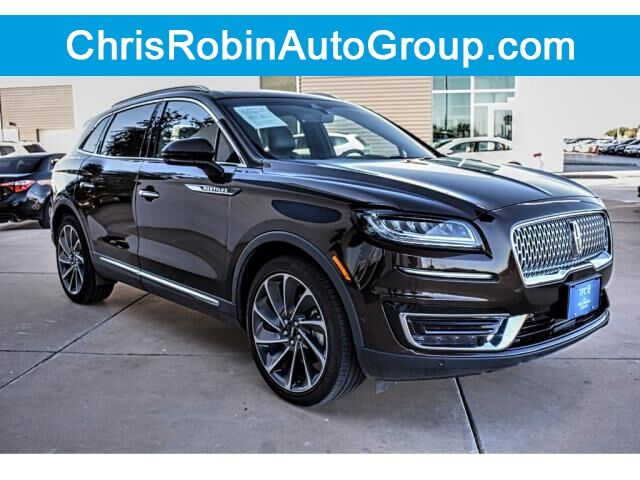 2019 LINCOLN Nautilus RESERVE FWD Midland TX