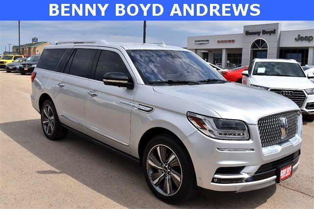 2019 LINCOLN Navigator L Select Andrews TX