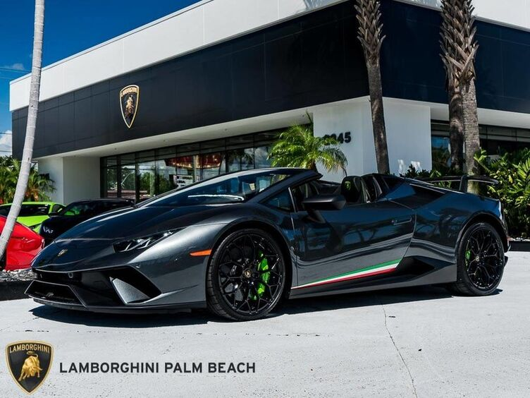 2019_Lamborghini_Huracan_Performante_ Palm Beach FL