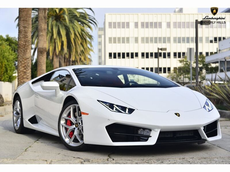2019_Lamborghini_Huracan RWD Coupe__ Beverly Hills CA