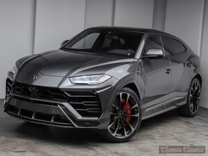 2019_Lamborghini_Urus__ Akron OH