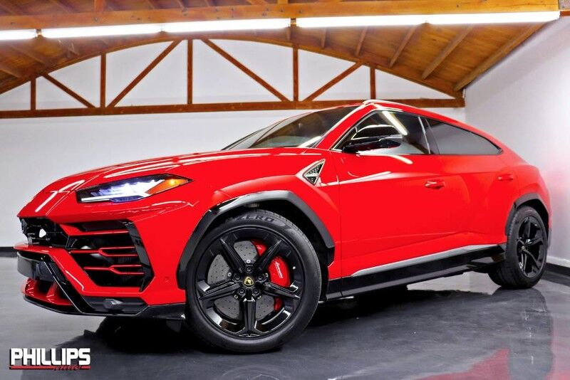 Used 2019 Lamborghini Urus In Newport Beach Ca