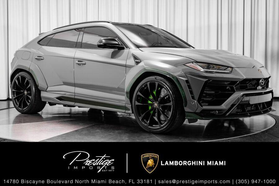 2019_Lamborghini_Urus__ North Miami FL