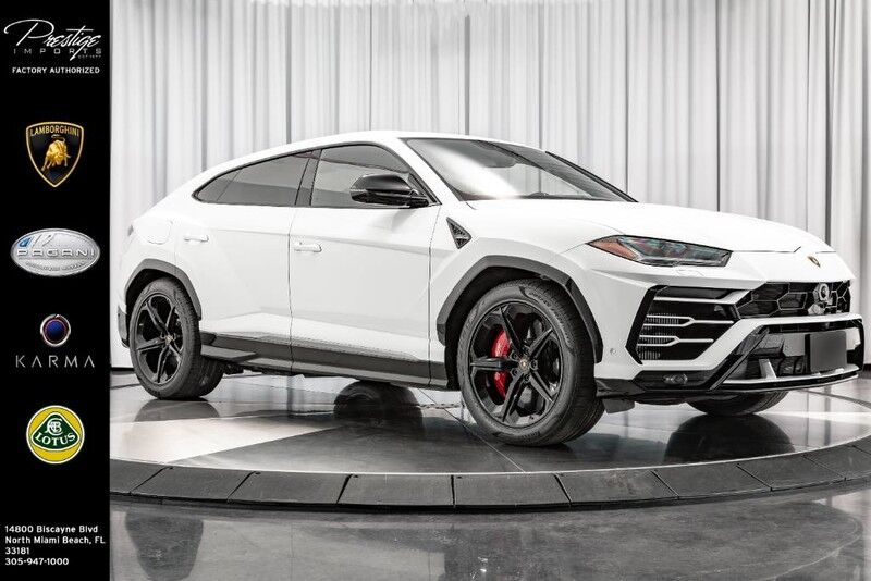 2019_Lamborghini_Urus__ North Miami Beach FL