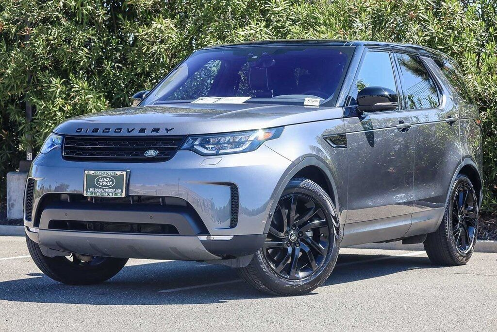 2019 Land Rover Discovery HSE Livermore CA