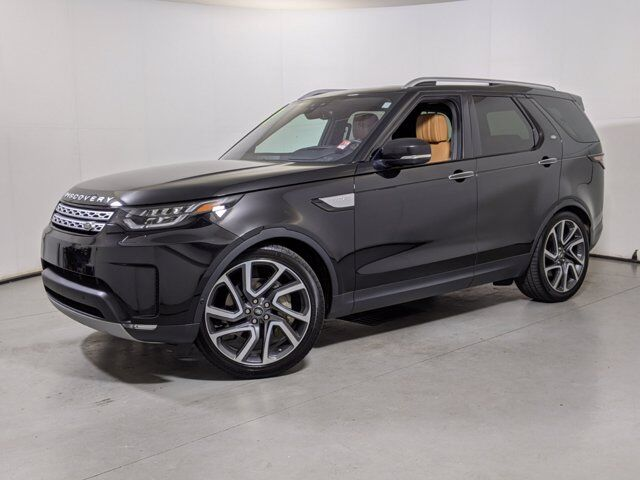 2019 Land Rover Discovery HSE Luxury Cary NC