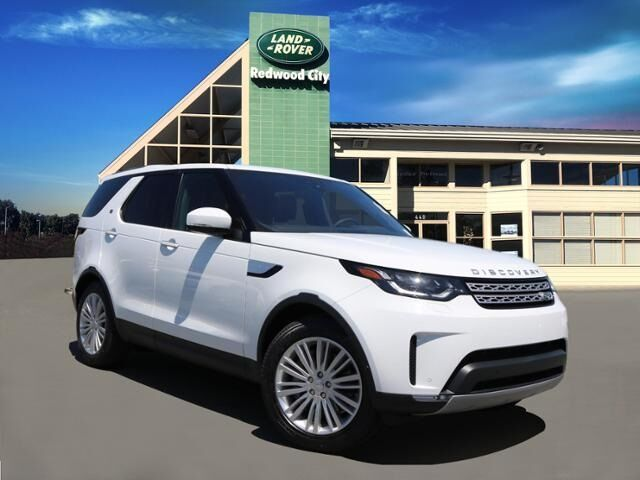 2019 Land Rover Discovery HSE Luxury Redwood City CA