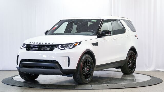 2019 Land Rover Discovery HSE Rocklin CA