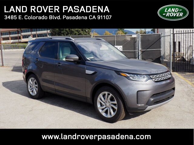 2019 Land Rover Discovery HSE V6 SUPERCHARGED Pasadena CA