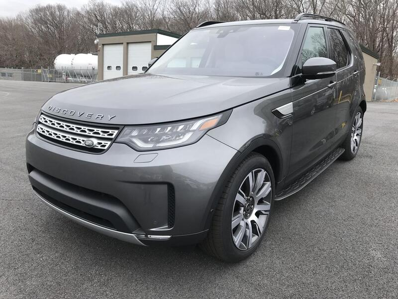 2019_Land Rover_Discovery_HSE_ Warwick RI