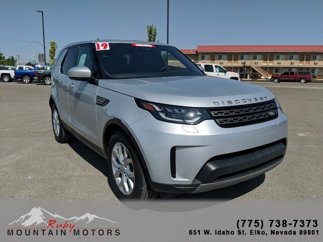 2019 Land Rover Discovery SE Elko NV