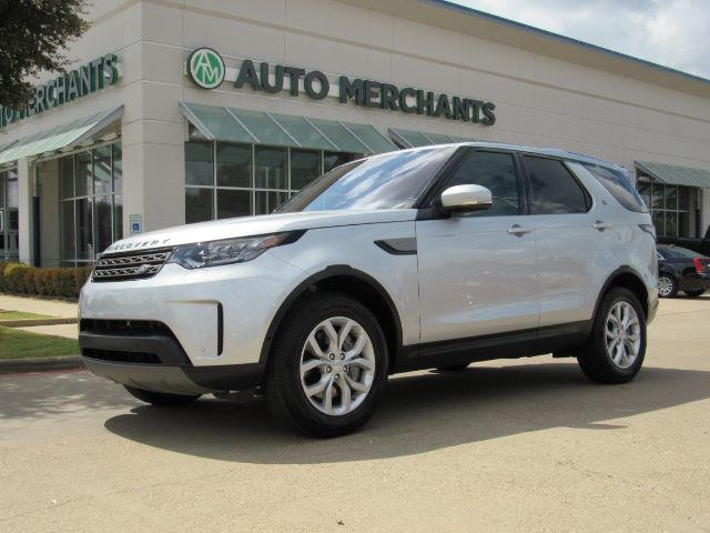 2019 Land Rover Discovery SE LEATHER, SUNROOF, BACKUP CAMERA, POWER LIFTGATE, KEYLESS START, BLUETOOTH, UNDER FACTORY WARRANTY Plano TX