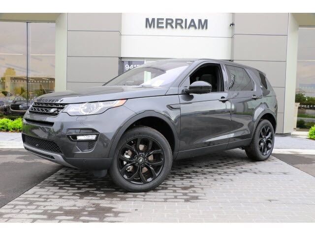 2019 Land Rover Discovery Sport  Merriam KS