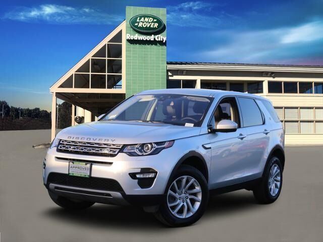 2019 Land Rover Discovery Sport  San Francisco CA