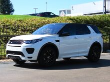 2019_Land Rover_Discovery Sport_HSE_ Mission  KS