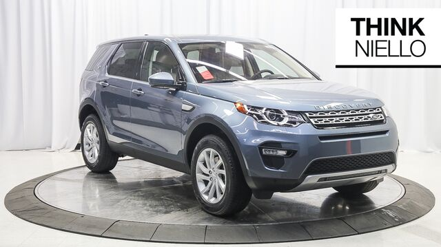 2019 Land Rover Discovery Sport HSE (237hp) Rocklin CA