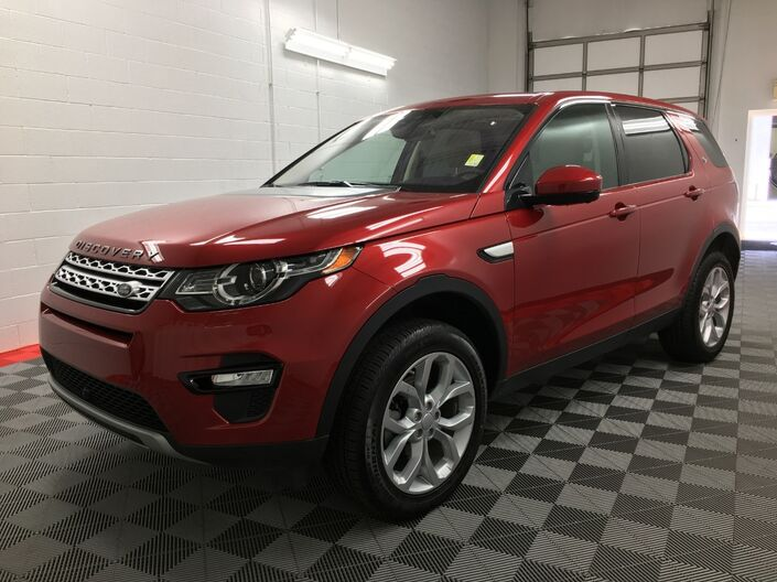 2019 Land Rover Discovery Sport HSE 4WD Appleton WI