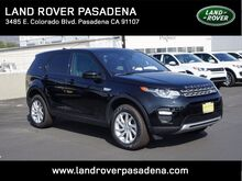 2019_Land Rover_Discovery Sport_HSE 4WD_ Pasadena CA
