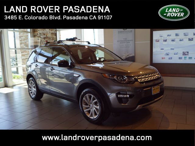 2019 Land Rover Discovery Sport HSE 4WD Pasadena CA