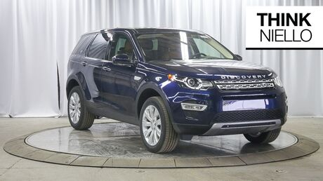 2019 Land Rover Discovery Sport HSE LUX (237hp) Rocklin CA