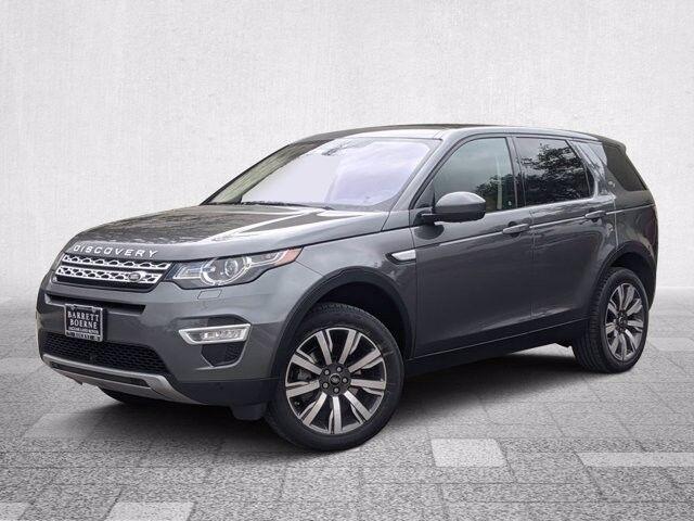2019 Land Rover Discovery Sport HSE Luxury San Antonio TX